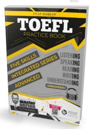 TOEFL Practice Book - Advanced