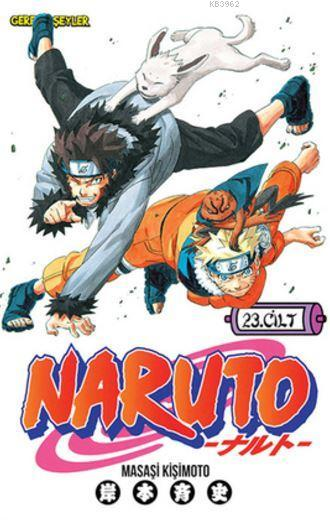 Naruto Cilt 23: Zor Durum