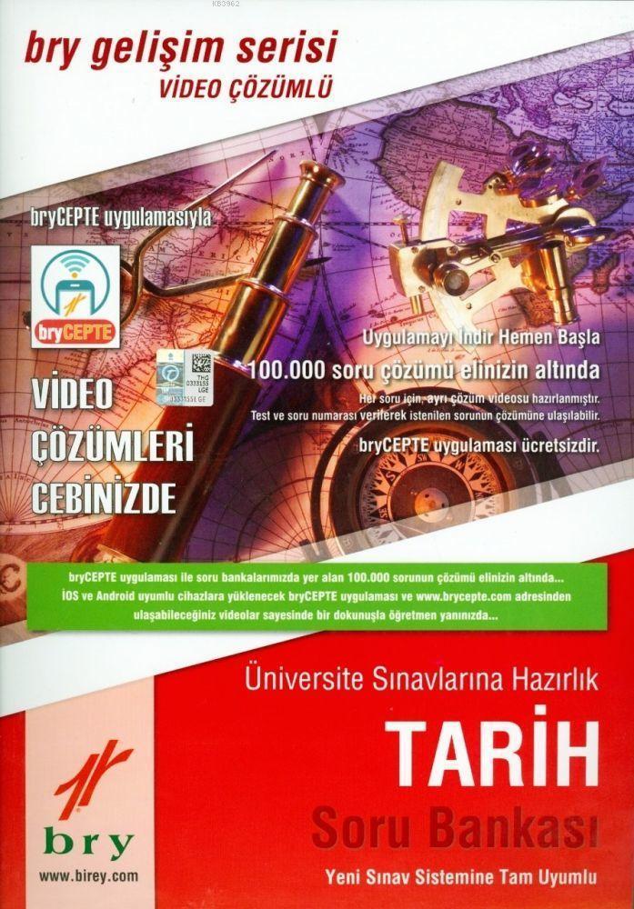 Tarih Video Çözümlü Soru Bankası Gelişim Serisi