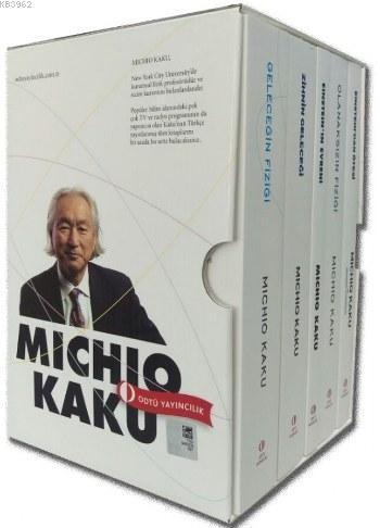 Michio Kaku Kitapları - 5 Kitap Takım