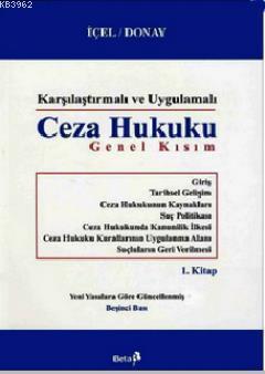 Ceza Hukuku Genel Kısım 1. Kitap