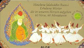 Mawlana Jalaluddin Rum-i; Erhabene Wörter Dıe In Unseren Herzen Aufgehen 60 Verse, 60 Miniaturen
