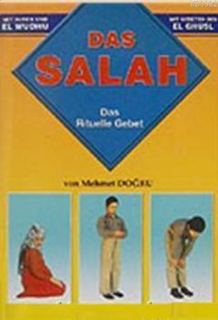 Abdest Gusül Namaz Kitabı (Almanca); Das Salah