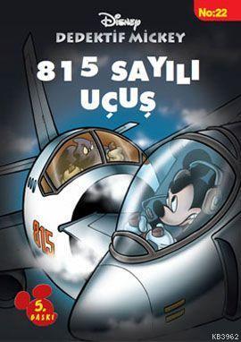 Dedektif Mickey - 815 Sayılı Uçuş