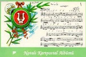 Notalı Kartpostal Albümü