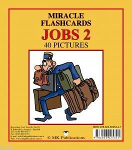 Miracle Flashcards - Jobs 2