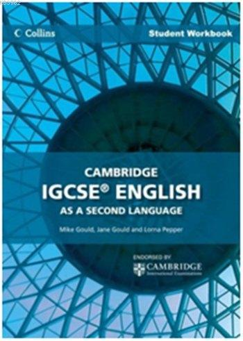 Cambridge IGCSE English as a Second Language; Student Workbook with CD-ROM