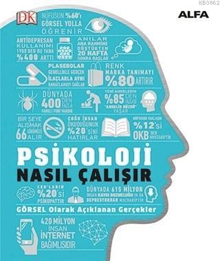 Psikoloji Nasıl Çalışır; Görsel Olarak Açıklanan Gerçekler
