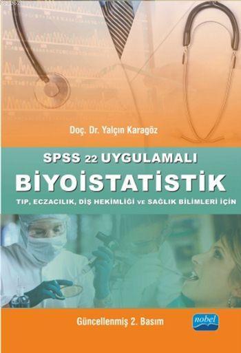 SPSS 22 Uygulamalı Biyoistatistik