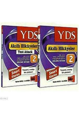 YDS Akıllı Hikayeler Test Attack Kelime Kitabı 2