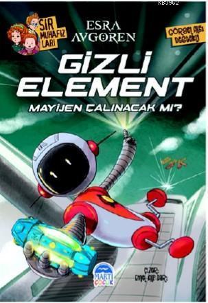 Gizli Element; Mayijen Çalınacak Mı?