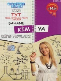 YKS TYT Şahane Kimya Ders Notları 1. Oturum