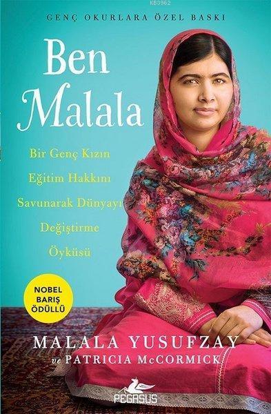 Ben Malala (Genç Okurlara Özel Baskı); Nobel Barış Ödüllü