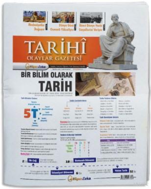 Tüm Sınavlar İçin Tarihi Olaylar - Tarih Gazetesi