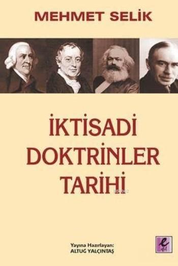 İktisadi Doktrinler Tarihi