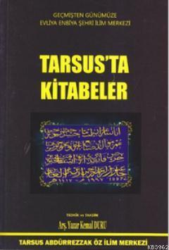 Tarsus'ta Kitabeler