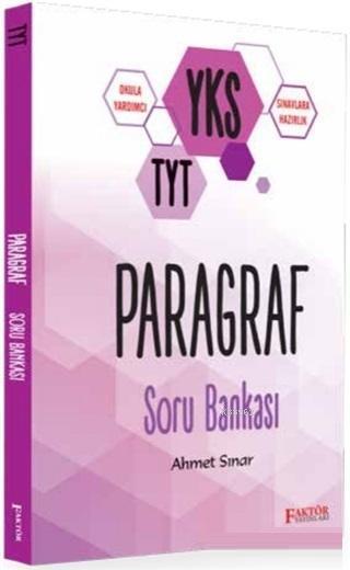 YKS - TYT Paragraf Soru Bankası