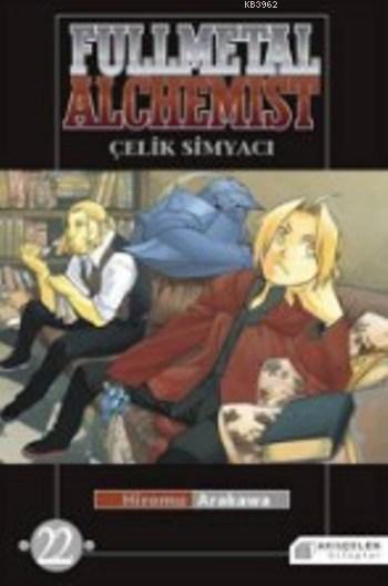 Fullmetal Alchemist - Çelik Simyacı 22
