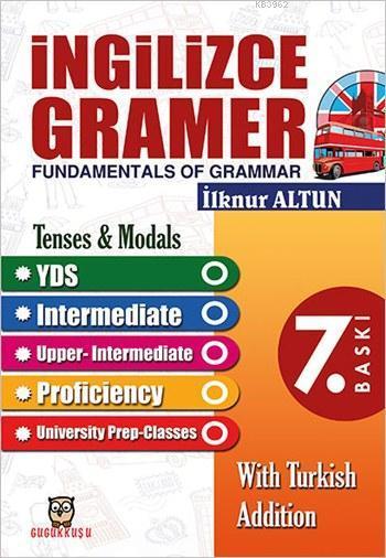 İngilizce Grammar; Fundamentals of Grammar