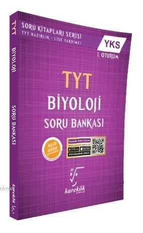 Karekök Yayınları TYT Biyoloji Soru Bankası Karekök