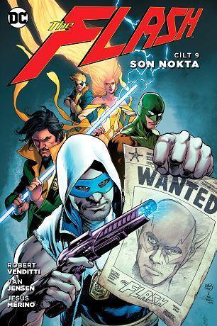 The Flash Cilt 9: Son Nokta