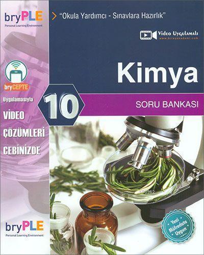 2019 10. Sınıf Kimya Soru Bankası; Birey PLE
