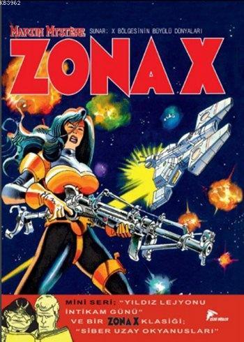 Zona X 8; Yıldız Lejyonu: İntikam Günü/Siber Uzay Okyanusları