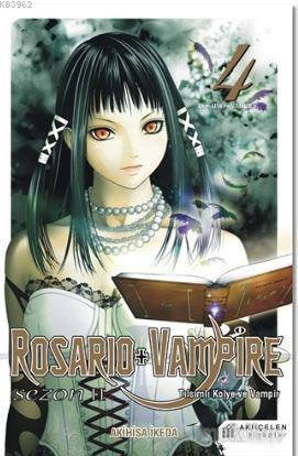 Rosario and Vampire Sezon 2 Cilt: 4; Tılsımlı Kolye ve Vampir