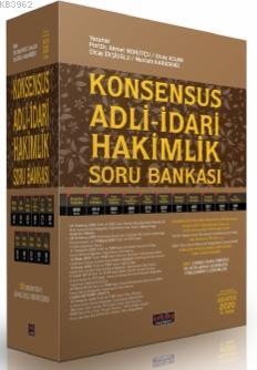 Konsensus Adli - İdari Hakimlik Soru Bankası (İş Hukuku Dahil) Ağustos 2020