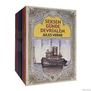 Jules Verne Serisi (10 Kitap)