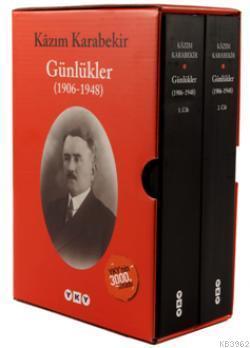 Günlükler (2 Cilt); (1906-1948)