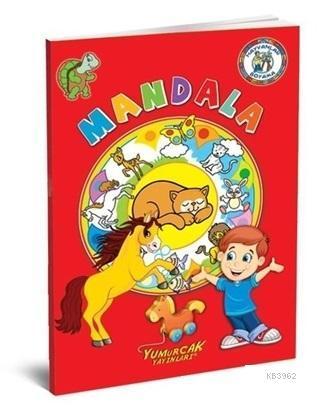 Hayvanlar Boyama - Mandala