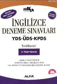 İngilizce Deneme Sınavları Yds-üds-kpds; Testmaster