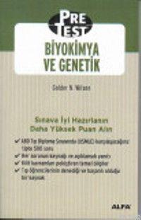 Pretest Biyokimya ve Genetik