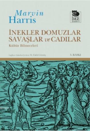 İnekler Domuzlar Savaşlar ve Cadılar - Kültür Bilmeceleri