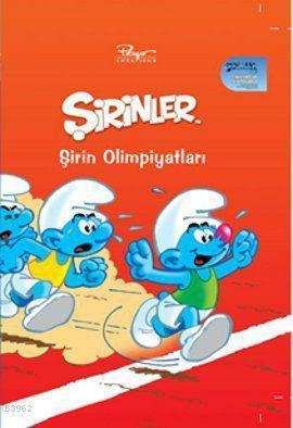 Şirinler - Şirin Olimpiyatları