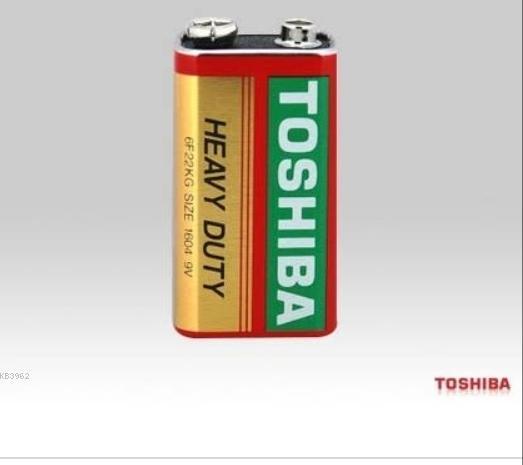 Toshiba 9V Pil
