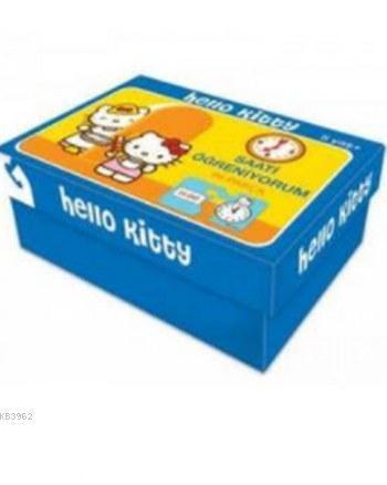 Hello Kitty Saati Öğreniyorum (96 Parça)