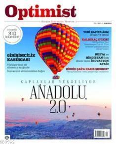 Optimist Dergi Sayı: 1; Anadolu 2. 0