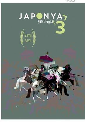 Japonya Şiir Dergisi Sayı : 3