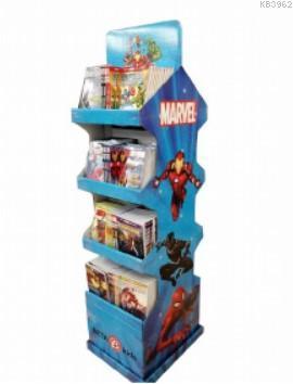 Marvel Hikaye ve Romanlar Stantı