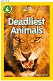 Deadliest Animals (National Geographic Readers 4)
