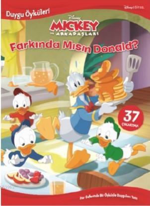 Disney Mickey ve Arkadaşları Farkında Mısın Donald