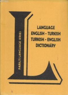 İngilizce Türkçe Sözlük (plastik Kapak)