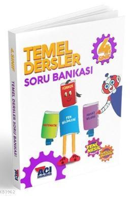 Açı Yayınları 4.Sınıf Temel Dersler Soru Bankası