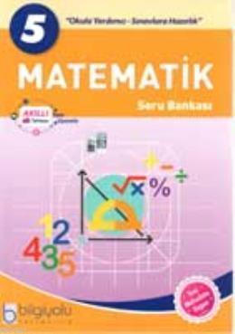 Bilgiyolu - 5.Sınıf - Matematik - Soru Bankası