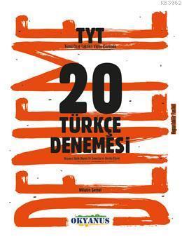 TYT 20 Türkçe Denemesi