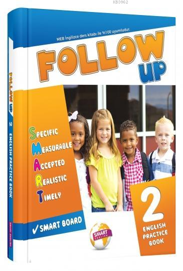 FOLLOW UP 2 Englısh Practıce Book Smart Englısh