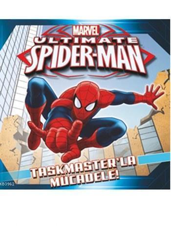 Marvel Ultimate Spider-Man Taskmaster'la Mücadele!