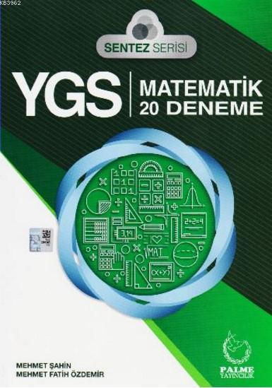Sentez Serisi YGS Matematik 20 Deneme